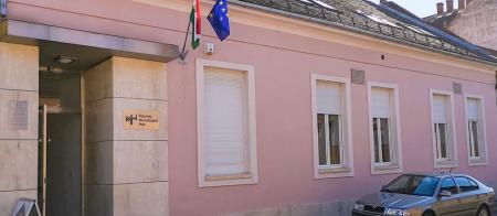 VOKE Vasutas Művelődési Ház - Pécs